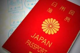 Jepang Duduki Peringkat Teratas Indeks Paspor Henley,…