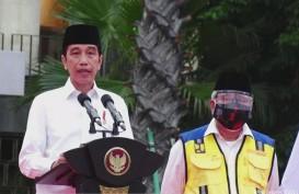 Resmikan Renovasi Masjid Istiqlal, Jokowi: Ini Bukan untuk Gagah-gagahan
