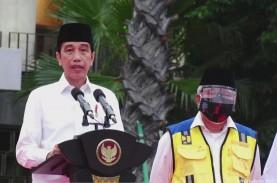Resmikan Renovasi Masjid Istiqlal, Jokowi: Ini Bukan…