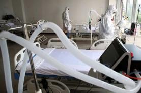 Rumah Sakit Rujukan Covid-19 di Gresik Hampir Penuh