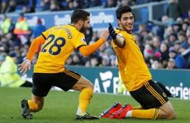 Wolverhampton Kehilangan Podence, Raul Jimenez Segera Berlatih Lagi