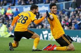Wolverhampton Kehilangan Podence, Raul Jimenez Segera…