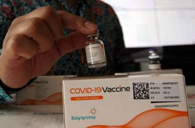 Erick Thohir Pastikan Bio Farma Sudah Dapat Sertifikat BPOM Produksi 100 Juta Vaksin