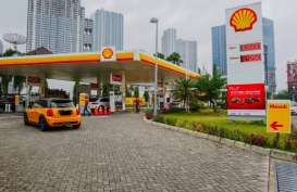 SPBU Shell Tumbuh 27 Persen Tahun Lalu