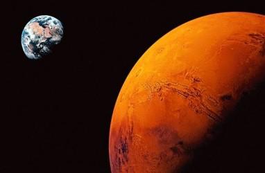 Peneliti Selidiki Penyebab Planet Mars Bergoyang Misterius