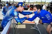 Tim MotoGP Tim Suzuki Ecstar Resmi Melepas Davide Brivio