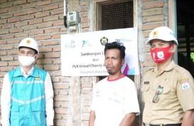 8.417 Keluarga Pra Sejahtera Nikmati Sambungan Listrik Gratis Hasil Donasi VCRR