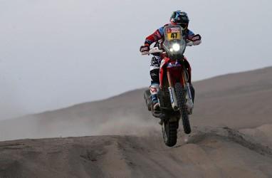 Pebalap Motor Kevin Benavides Tercepat Etape Kelima Reli Dakar