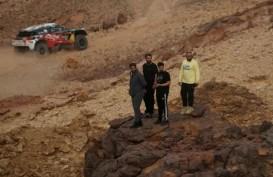 De Villiers Juara Etape V Reli Dakar, Peterhansel Masih Memimpin