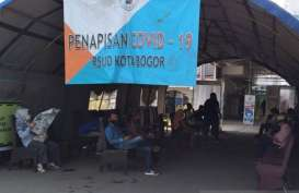 Covid-19 Kota Bogor, Dalam 4 Hari292 Warga Positif Corona