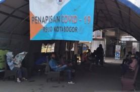 Covid-19 Kota Bogor, Dalam 4 Hari292 Warga Positif…