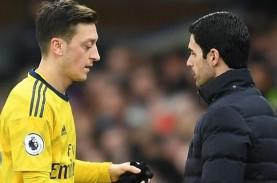 Bos Arsenal Arteta : Keputusan Soal Ozil Harus Tepat…