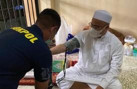 Betulkah Habib Rizieq Tidak Mendapat Perawatan Medis? Ini Kata Polisi