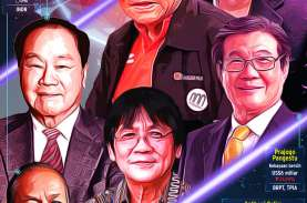 Crazy Rich Indonesia 2020, Bertambah Tajir Meski Diadang Covid-19