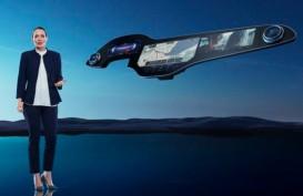 Mercedes Benz Luncurkan MBUX Hyperscreen, Punya Efek 'Wow'