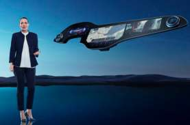 Mercedes Benz Luncurkan MBUX Hyperscreen, Punya Efek…
