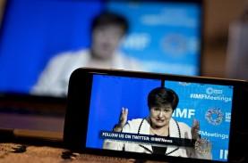 IMF Pangkas Proyeksi Ekonomi Indonesia di 2021 Jadi…