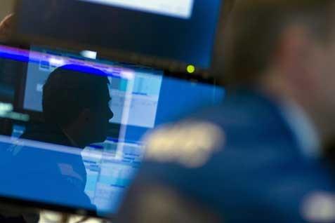 Perdagangan di Bursa NYSE -  Reuters