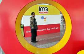 Melejit Signifikan, Saham Indosat (ISAT) Digembok Bursa