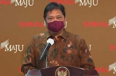 Menko Airlangga Surati Menkes, 30 Persen Kapasitas RS Diwajibkan untuk Pasien Covid