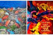 SENI RUPA : Merekam Keindahan Sulawesi Utara