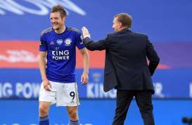 Stoke vs Leicester, Si Rubah Tanpa Jamie Vardy & James Maddison
