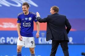 Stoke vs Leicester, Si Rubah Tanpa Jamie Vardy & James…