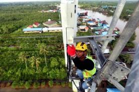 XL Perkuat Jaringan di Sulawesi, Kalimantan dan Sumatera…