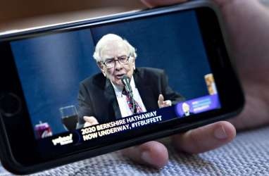 Kekayaan Warren Buffett Dipecundangi 'Orang Kaya Baru' dari China
