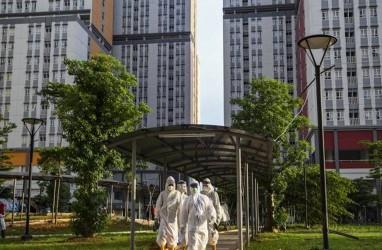 Terus Bertambah, RS Darurat Wisma Atlet Rawat 4.240 Pasien Covid-19