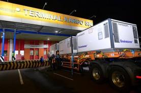 Pekerja Transportasi Logistik Wajib Jadi Prioritas…