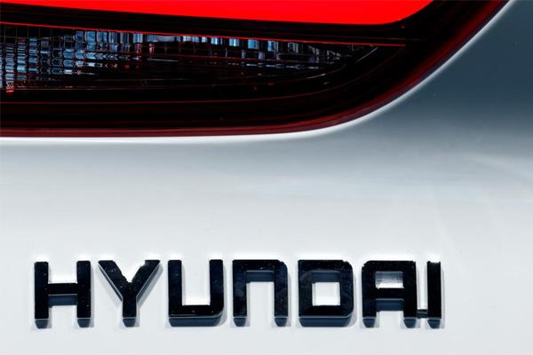 Logo Hyundai.  - Reuters