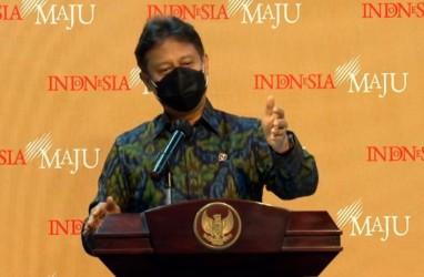 Kemenkes Tingkatkan Deteksi Dini Genom Baru Covid-19 di Indonesia