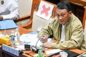 Arifin Tasrif Tetapkan Prioritas Kebijakan Sektor…