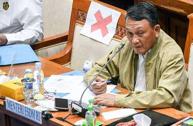 Arifin Tasrif Tetapkan Prioritas Kebijakan Sektor ESDM 2021