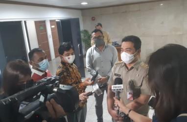 Wagub Riza Patria Sebut Tingkat Keterisian RS Rujukan di DKI Mencapai 80 Persen