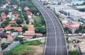 Progres Proyek Jalan Tol Cibitung-Cilincing Capai 82,4 Persen