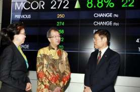 Saham China Construction Bank (MCOR) Melonjak, Wakomut…