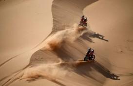 Joan Barreda Kembali Juara Etape Reli Dakar Kategori Motor