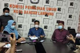 KPU Bandar Lampung Tegaskan Diskualifikasi Calon Wali…