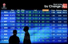 KINERJA PASAR MODAL    : Saham Logam Terus Diburu Investor