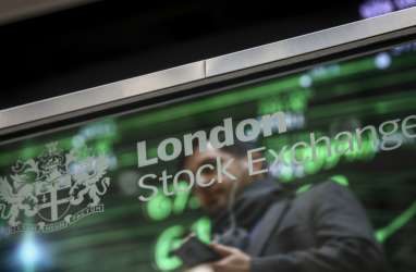 Di Tengah Lockdown Ketat, Indeks FTSE 100 Melejit 5 Hari Berturut-turut