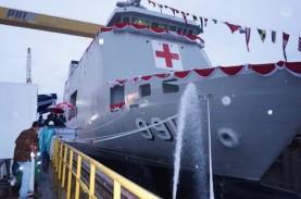 TNI AL Miliki Kapal Bantu Rumah Sakit, Ini Spesifikasinya