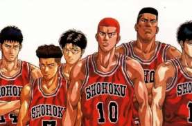 Serial Anime Slam Dunk Bakal Dibikin Film Panjang…