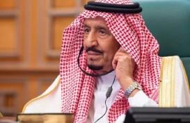 Raja Salman Terima Vaksin Covid-19