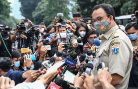 Anies Tarik Rem Darurat Lagi! Jakarta PSBB Ketat 11-25 Januari