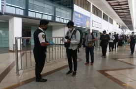 Layani 6,8 Juta Penumpang di Tahun 2020, Bandara Juanda…