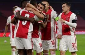 Jadwal & Klasemen Liga Belanda : Ajax vs PSV, Feyenoord Derby