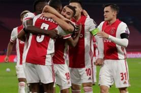 Jadwal & Klasemen Liga Belanda : Ajax vs PSV, Feyenoord…