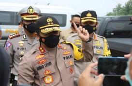 Polda Jateng Menyiapkan Operasi Yustisi Penerapan Pembatasan Kegiatan Masyarakat